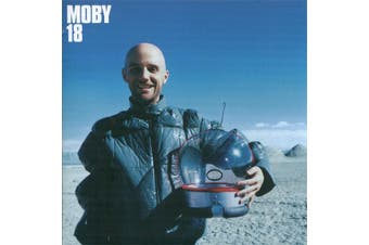 Moby – 18 BRAND NEW SEALED MUSIC ALBUM CD - AU STOCK