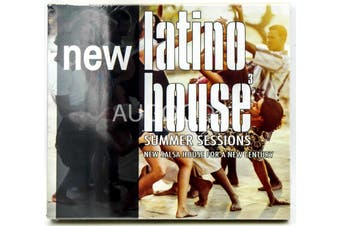 New Latino House, Vol. 3: Summer Session BRAND NEW SEALED MUSIC ALBUM CD
