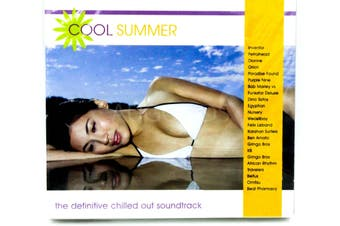 Cool Summer - Various Artists BRAND NEW SEALED MUSIC ALBUM CD - AU STOCK