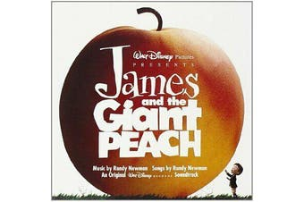 James And The Giant Peach Randy Newman  BRAND NEW SEALED MUSIC ALBUM CD