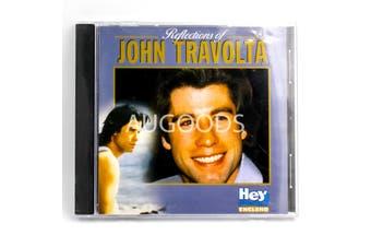 Reflections of John Travolta BRAND NEW SEALED MUSIC ALBUM CD - AU STOCK