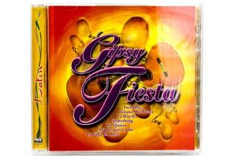 Gipsy Fiesta. BRAND NEW SEALED MUSIC ALBUM CD - AU STOCK