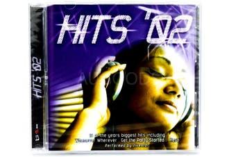 Hits '02 BRAND NEW SEALED MUSIC ALBUM CD - AU STOCK