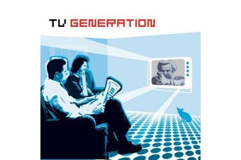 TV Generation: Z Cars/Batman/Dr Who/Star Trek/Adams Family/I Love Lucy/Fame NEW