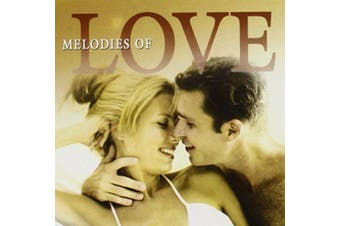 Various Artists - Melodies of Love BRAND NEW SEALED MUSIC ALBUM CD - AU STOCK