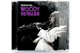 Presenting - Cd Herman, Woody - Jazz Music New CD018040 MUSIC CD NEW SEALED
