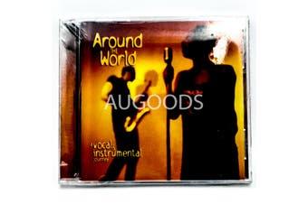 Around the World - Instrumental Journey BRAND NEW SEALED MUSIC ALBUM CD