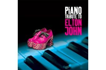 Piano Tribute to Elton John BRAND NEW SEALED MUSIC ALBUM CD - AU STOCK