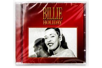 BILLIE HOLIDAY BRAND NEW SEALED MUSIC ALBUM CD - AU STOCK