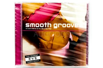 Smooth Grooves - A Cool Blend of R 'N' B BRAND NEW SEALED MUSIC ALBUM CD