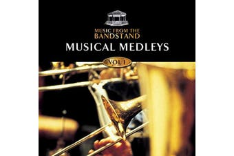 Music From The Bandstand Musical Medleys 1 BRAND NEW SEALED MUSIC ALBUM CD