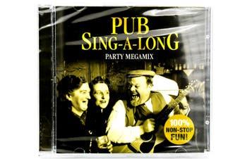 Pub Sing a Long Megamix BRAND NEW SEALED MUSIC ALBUM CD - AU STOCK