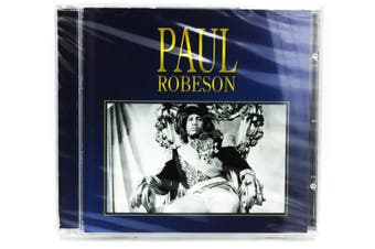 PAUL ROBESON - PAUL ROBESON BRAND NEW SEALED MUSIC ALBUM CD - AU STOCK