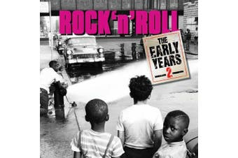Rock N Roll Early Years Vol 2 BRAND NEW SEALED MUSIC ALBUM CD - AU STOCK
