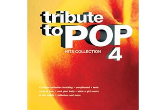 Tribute To Pop: Hits Collection 4 BRAND NEW SEALED MUSIC ALBUM CD - AU STOCK