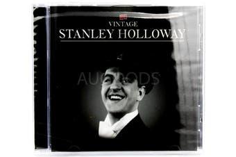 Vintage Stanley Holloway BRAND NEW SEALED MUSIC ALBUM CD - AU STOCK