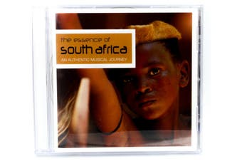 the Essence of South Africa BRAND NEW SEALED MUSIC ALBUM CD - AU STOCK