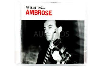 Presenting ... Ambrose. BRAND NEW SEALED MUSIC ALBUM CD - AU STOCK