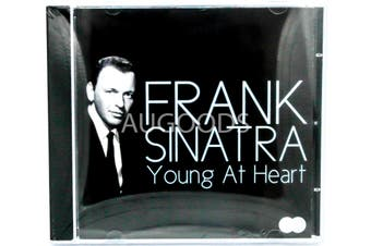 Frank Sinatra - Young at Heart BRAND NEW SEALED MUSIC ALBUM CD - AU STOCK