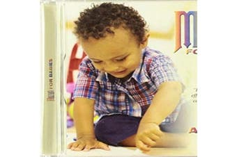 Mozart for Babies Attention Span 10/12. BRAND NEW SEALED MUSIC ALBUM CD