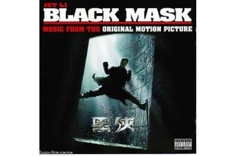 BLACK MASK Original Soundtrack CD, 16 tracks BRAND NEW SEALED MUSIC ALBUM CD