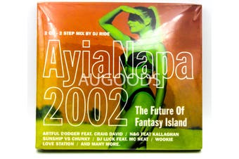 Ayianapa 2002 - 2 Disc Set BRAND NEW SEALED MUSIC ALBUM CD - AU STOCK
