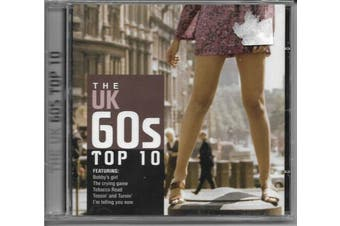 The UK 60s Top 10 ~ Various Artists 21 Tracks BRAND NEW SEALED MUSIC ALBUM CD
