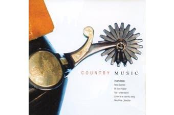 COUNTRY MUSIC [Musique Du Monde] - BRAND NEW SEALED MUSIC ALBUM CD - AU STOCK