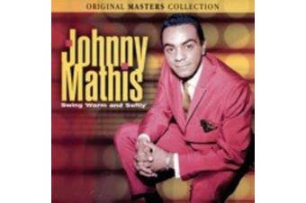 Johnny Mathis - Swing Warm Softly original masters collection CD NEW SEALED