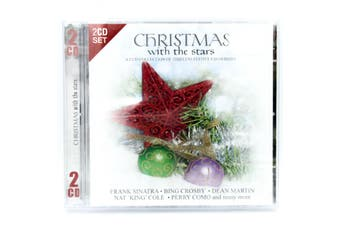 Christmas with the Stars 2 Disc Collection Timeless Festive Favorites NEW SEALED