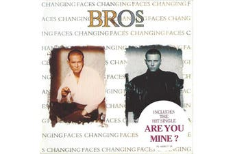 Bros – Changing Faces BRAND NEW SEALED MUSIC ALBUM CD - AU STOCK