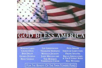 God Bless America - Various Artists BRAND NEW SEALED MUSIC ALBUM CD - AU STOCK