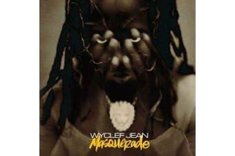 Wyclef Jean - Masquerade BRAND NEW SEALED MUSIC ALBUM CD - AU STOCK
