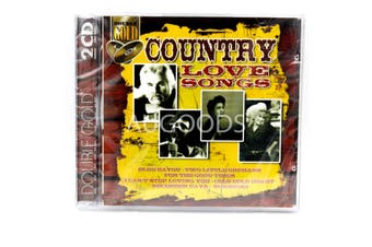 Country Love Songs BRAND NEW SEALED MUSIC ALBUM CD - AU STOCK