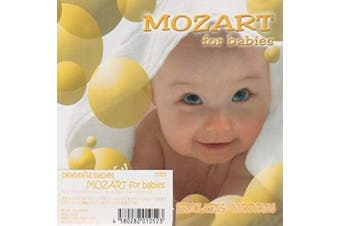 Mozart for Babies BRAND NEW SEALED MUSIC ALBUM CD - AU STOCK