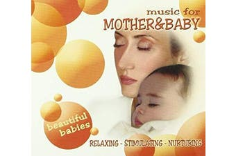 Music for Mother and beautiful Baby relaxing nurturing stimulating CD NEW SEALED