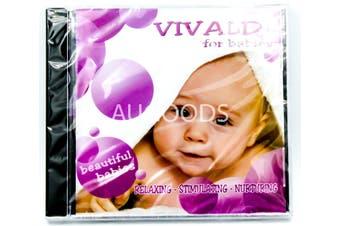Vivalda For Babies - Relaxing BRAND NEW SEALED MUSIC ALBUM CD - AU STOCK