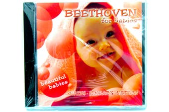 Beethoven for Babies BRAND NEW SEALED MUSIC ALBUM CD - AU STOCK