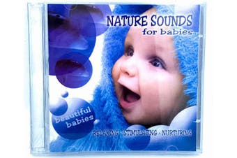 Nature Sounds for Babies BRAND NEW SEALED MUSIC ALBUM CD - AU STOCK
