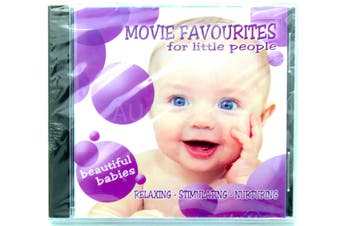 Movie Favourites for little people BRAND NEW SEALED MUSIC ALBUM CD - AU STOCK