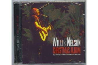 Willie Nelson  - Christmas Album BRAND NEW SEALED MUSIC ALBUM CD - AU STOCK