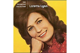 Loretta Lynn - The Definitive Collection BRAND NEW SEALED MUSIC ALBUM CD