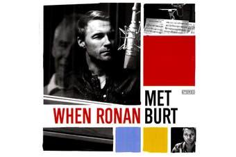 Ronan Keating & Burt Bacharach - When Ronan Met Burt MUSIC CD NEW SEALED