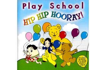 Hip Hip Hooray! BRAND NEW SEALED MUSIC ALBUM CD - AU STOCK
