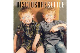 Disclosure - Settle BRAND NEW SEALED MUSIC ALBUM CD - AU STOCK