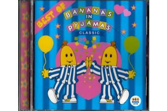 Best Of Bananas In Pyjamas Classic BRAND NEW SEALED MUSIC ALBUM CD - AU STOCK