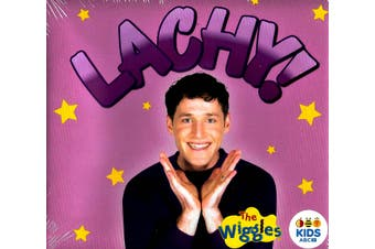 The Wiggles - Lachy! BRAND NEW SEALED MUSIC ALBUM CD - AU STOCK