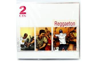 Reggaeton BRAND NEW SEALED MUSIC ALBUM CD - AU STOCK
