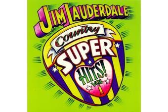 Jim Lauderdale - Country Super Hits Vol. 1 BRAND NEW SEALED MUSIC ALBUM CD