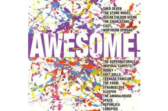 Awesome! BRAND NEW SEALED MUSIC ALBUM CD - AU STOCK